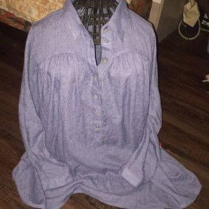 NWT Slink Jean Shirt